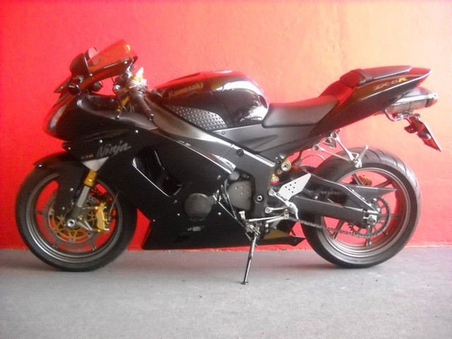Moto Usate Veronavendo Kawasaki Ninja 636 Depo A Libretto Azienda