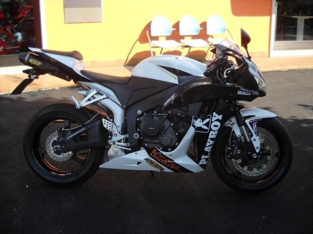 Moto Usate Honda Cbr 600 Idee Di Immagine Del Motociclo