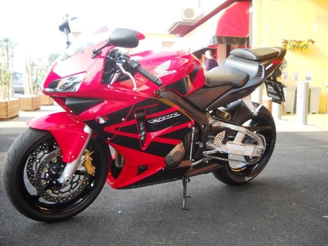 Moto usate verona moto usate veneto vendo honda cbr600rr for Moto usate regalate