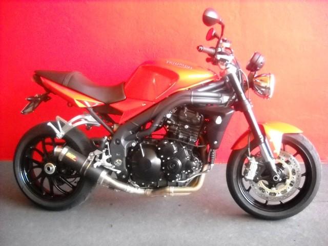 Moto Usate Veronavendo Triumph Speed 1050 Veneto Azienda Moto